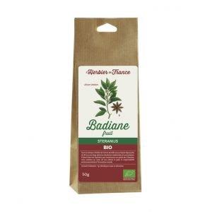 Badiane - L'Herbier de France