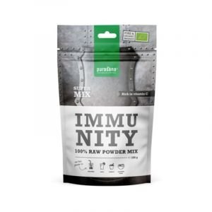 Immunity Mix en poudre - 100 gr - Purasana