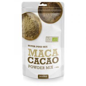 Maca Cacao en poudre - 200 gr - Purasana