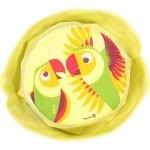 Bob enfant - Perroquet - Coq en Pâte