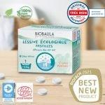 Lessive écologique - 19 pastilles - Biobaula