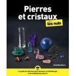Pierres et cristaux pour les nuls - Julia Boschiero