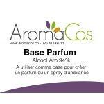 Alcool ARO Base Parfum Vrac 4kg / 5 L