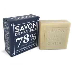 Cube savon de Marseille Bio - Pur Olive- 250g - Gaiia