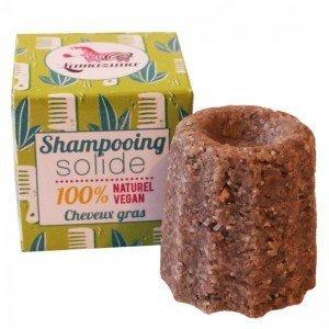 Shampoing solide, Ch. gras Lamazuna