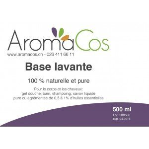 Base Lavante Neutre Bio
