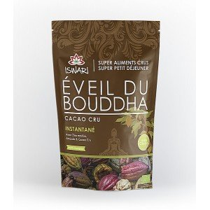 Éveil du Bouddha – Cacao Cru Bio - Iswari
