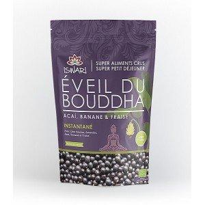 Éveil du Bouddha – Açaï, Fraise & Banane Bio - Iswari