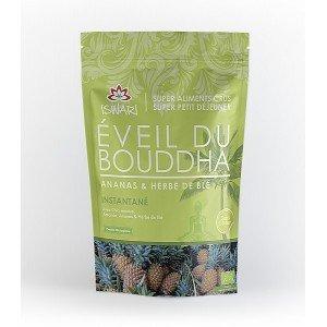 Éveil du Bouddha – Ananas & Herbe de Blé Bio - Iswari