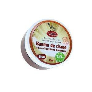 Baume Cirage Brun 75 ml