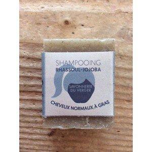 Shampooing Rhassoul-Jojoba - Savonnerie du Verger