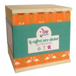 Coffret cadeau zéro dechet au Féminin Lamazuna