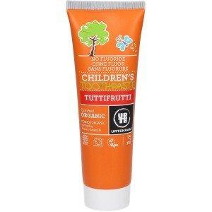 "Dentifrice pour Enfants ""Tutti Frutti"" - Urtekram"