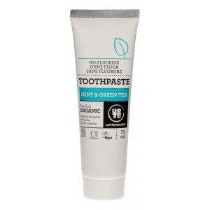 Dentifrice Menthe & Thé Vert - Urtekram