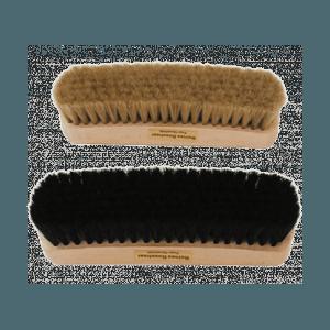 Brosse à reluire noire FSC 100%