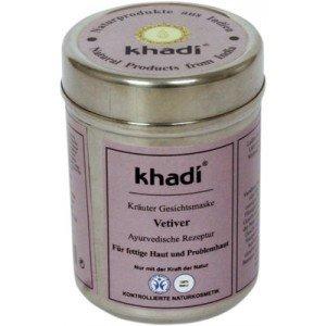 Masque Visage au Vétiver - Khadi