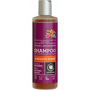 Shampoing aux Baies Nordiques - Urtekram
