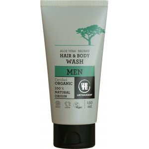 "Shampoing-Douche Aloe Vera & Baobab ""Men"" ""Men"" - Urtekram"