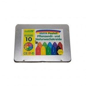 Pastels à l'huile «Maya»