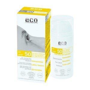 Lotion solaire Goji SPF50 - 100ml - Eco Cosmetics