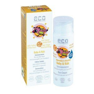 Crème Solaire Bébé SPF50+ - 50ml - Eco Cosmetics