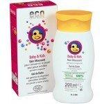 Bain moussant bébé Argousier et Grenade 200ml - Eco Cosmetics