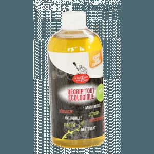 Recharge Spray Dégrip'tout écologique 500 ml certifié bio