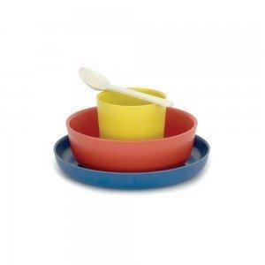 Set Enfant / Bambino - Lemon, Tomato, Royal - BIOBU