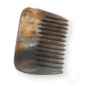 Peigne africain corne