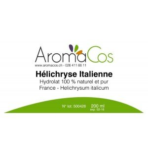Hélichryse italienne (Immortelle) BIO