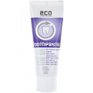 Dentifrice Bio fraîcheur et soin au Nigelle 75ml - Eco Cosmetics
