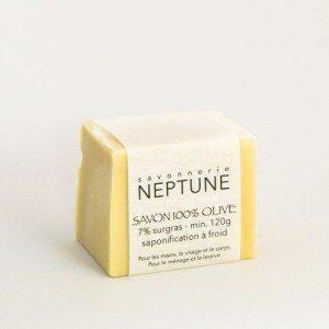 Savon 100% olive - Neptune