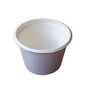 25 Gobelets Fibre café 10CL
