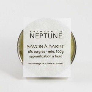 Savon à barbe - Neptune