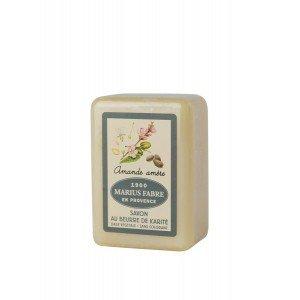 Savonnette au beurre de karité, à l'Amande amère - Marius Fabre