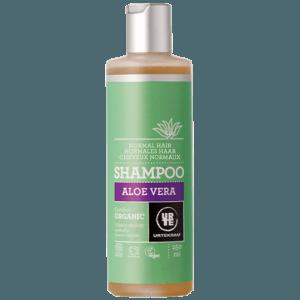 Shampoing Cheveux Normaux à l'Aloe Vera - Urtekram