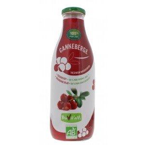 Pur Jus de Cranberry - Canneberge BIO 1L - Bio Vit'am