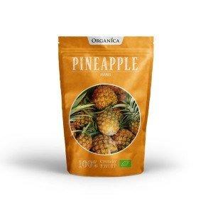 Crunchy fruit - Ananas lyophilisé bio - Organica