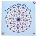 Carnet 24 Mandalas d'Armelle N°1 - Ecodis