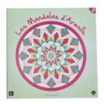 Carnet 24 Mandalas d'Armelle N°2 - Ecodis