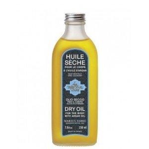 Huile sèche pour le corps, à l'huile d'argan - Marius Fabre
