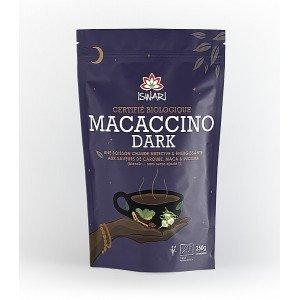 Macaccino Dark 250g - Iswari