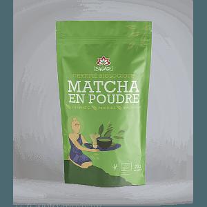 Matcha en poudre 70g - Iswari