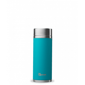 Théière nomade iso inox Bleu turquoise - Qwetch