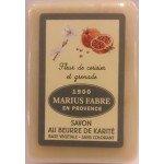 Savonnette Fleur de Cerisier et Grenade 150g - Marius Fabre