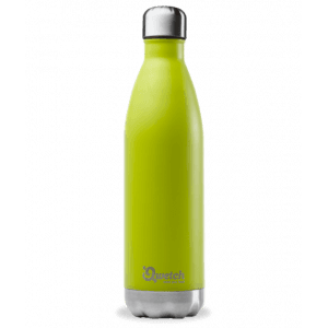 Bouteille isotherme vert 750 ml - Qwetch