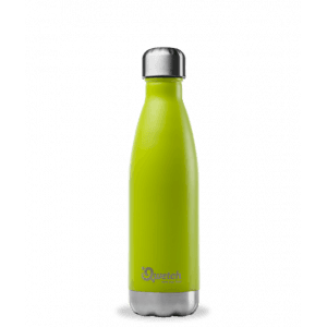 Bouteille isotherme vert anis 500ml - Qwetch