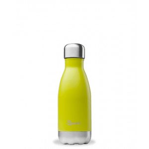 Bouteille isotherme anis 260ml - Qwetch
