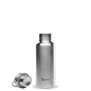 Gourde isotherme inox 500 ml - Qwetch