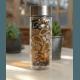 Théière nomade verre bouchon Bambou 320 ml - Qwetch